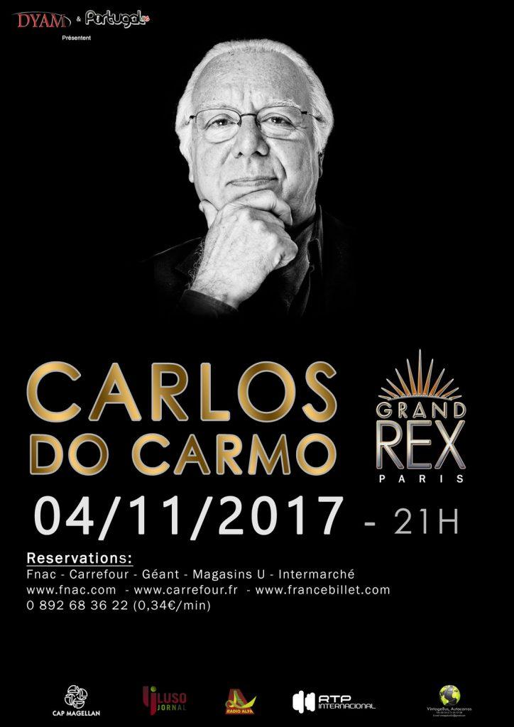 Carlos Carmo 2017