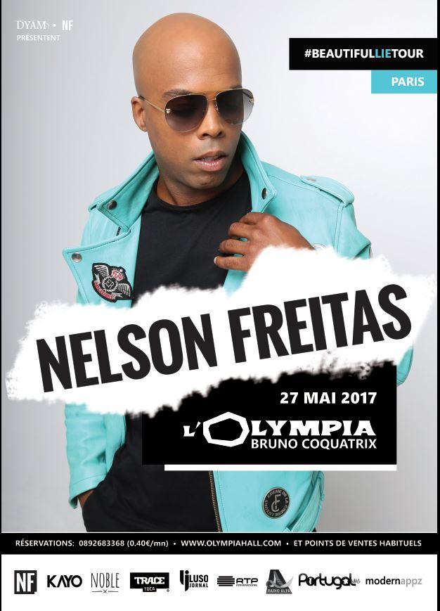 Nelson Freitas 2017 - Paris